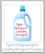 hypoallergenic laundry detergent reviews