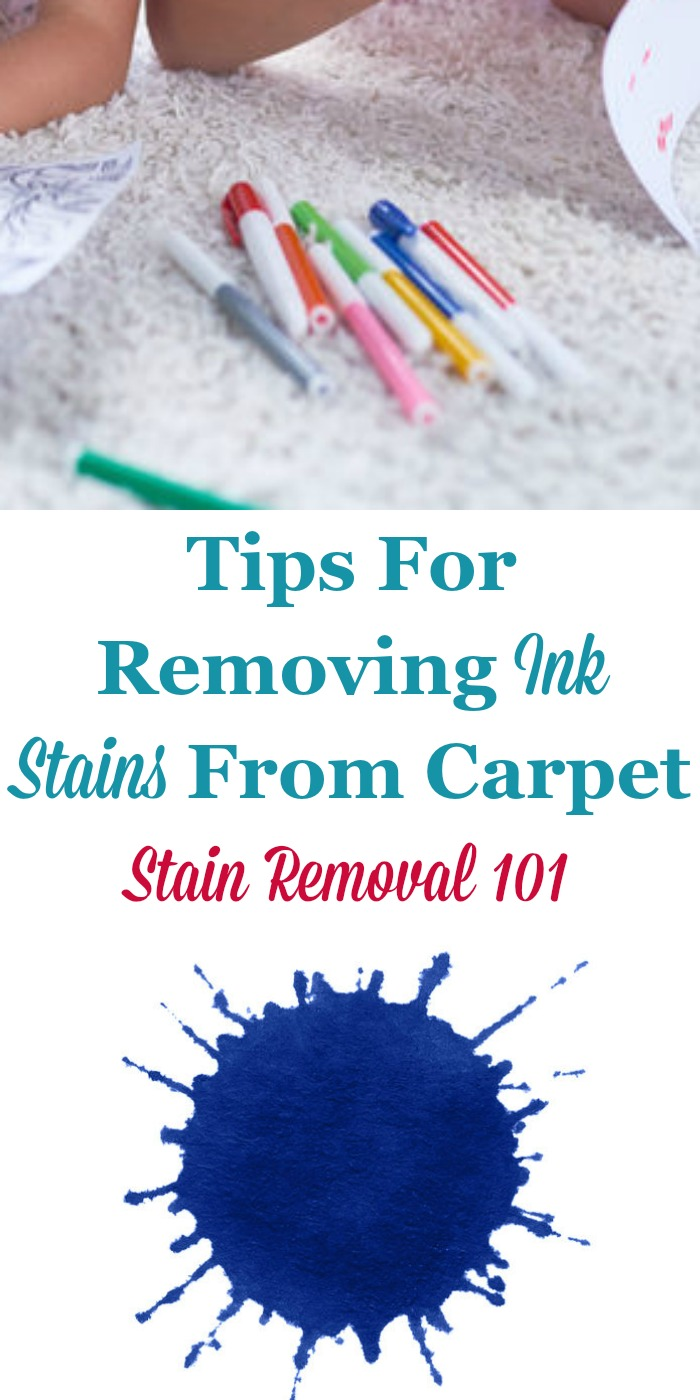Uncategorized Carpet Ink Stain Removal tips for removing ink stain on carpet here is a round up of carpet