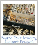 jewelry cleaner recipe