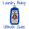 ultimate guide to laundry bluing