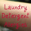 laundry detergent allergies