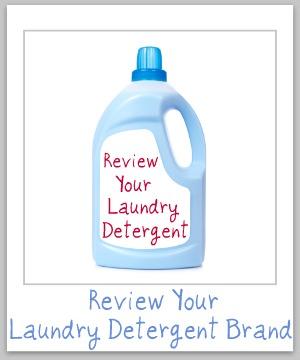 laundry detergent brand