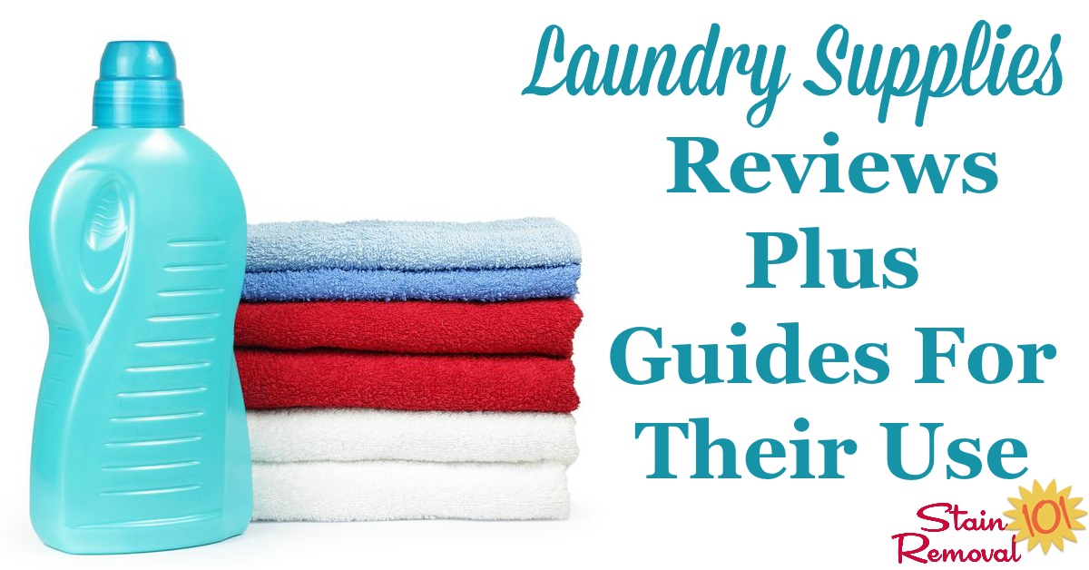 Laundry Supplies Reviews Information
