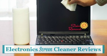 Electronics screen cleaner reviews