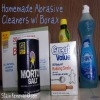 abrasive cleaners with borax ingredients