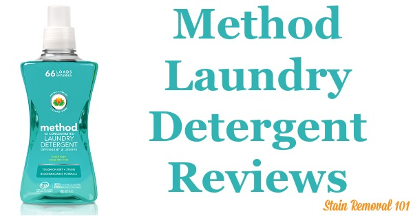 Method Laundry Detergent Reviews Ratings And Information