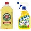Murphy's Oil Soap and De-Solv-It
