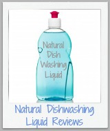 natural dishwashing liquid