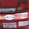 old bumper stickers