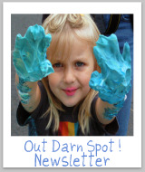 Out Darn Spot! Newsletter
