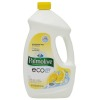 palmolive dish detergent gel, lemon scent