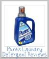purex laundry detergent reviews