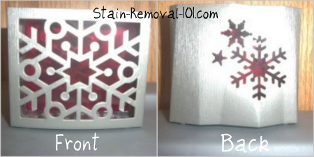 renuzit holiday air fresheners front and back