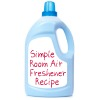 room air freshener recipe
