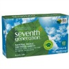 Seventh Generation dryer sheets, free and clear scent