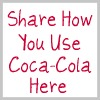 share how you use coca cola here