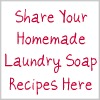 share your homemade laundry soap recipes here