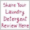 share your laundry detergent review here