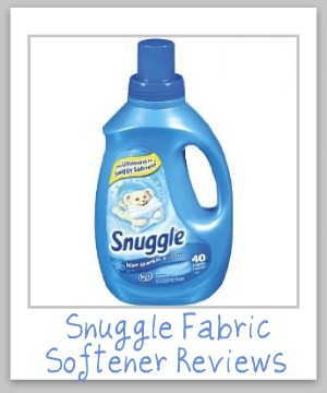 8a7d187fa9 Snuggle Fabric Softener And Dryer Sheets Reviews And Information