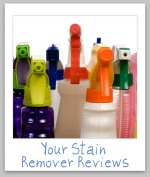 stain remover reviews