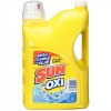 sun plus oxi laundry detergent