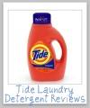 tide detergent reviews