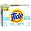 Tide free and gentle powder