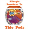 allergic reactions to Tide Pods