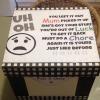 toy ransom box