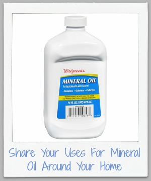 Uses For Mineral Oil Around Your Home For Cleaning Amp More