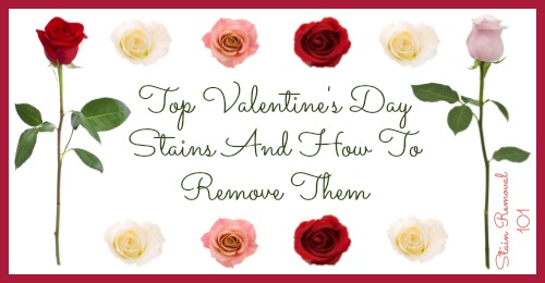 top Valentine's Day stains