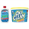 Whink Wash Away and Oxiclean