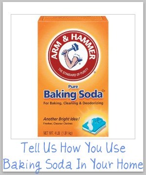 Baking Soda Uses Amp Cleaning Tips 50 So Far