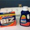 BIZ powder and liquid