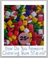 gum removal