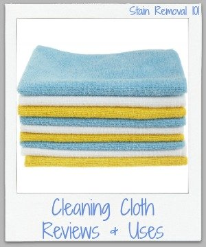 cleaning cloth reviews and uses