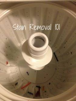 crayon stain removal guide for clothing upholstery carpet more