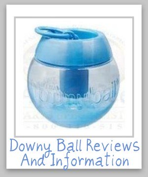 How to use a Downy ball, with instructions and troubleshooting tips {on Stain Removal 101}