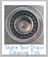 drain cleaning tips