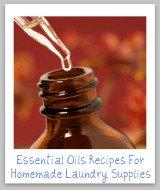 essential oils recipes