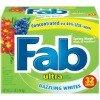 fab powder detergent, spring magic scent