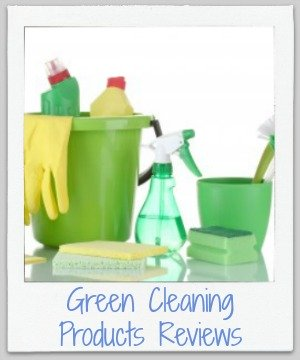 Green cleaning products reviews and opinions for over 65 products, with lots of brands and varieties {on Stain Removal 101}