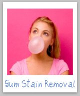 how to remove gum