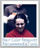 hair color remover recommendations