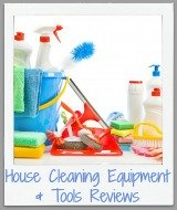 house cleaning equipment and tools