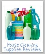household cleaners reviews