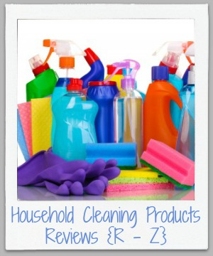 household cleaning products reviews