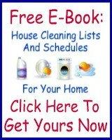 housekeeping checklist ebook