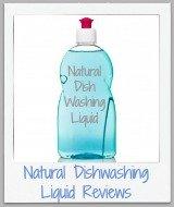 natural dishwashing liquid