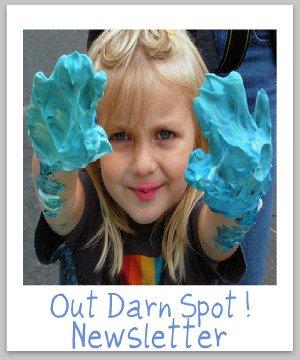 Out Darn Spot! Newsletter